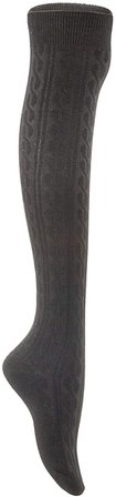 Lian LifeStyle Women's 4 Pairs Adorable, Super Comfortable and Ultra-Soft Thigh High Cotton Socks LW1024 Size 6-9 (Black, Coffee, Grey, DarkGrey) at Amazon Women's Clothing store