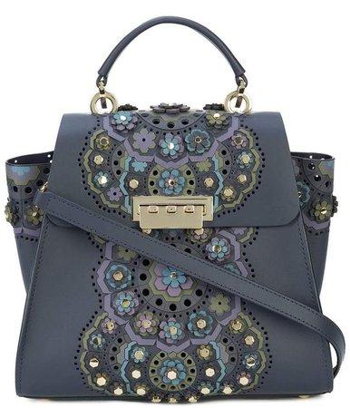 Eartha floral applique backpack