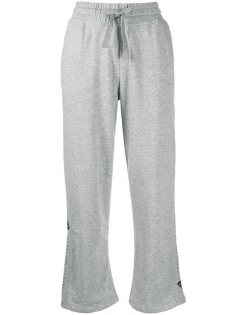 Adidas By Stella McCartney Cropped Track Pants - Farfetch
