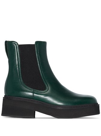 Marni chunky Chelsea boots $990 - Shop AW19 Online - Fast Delivery, Price