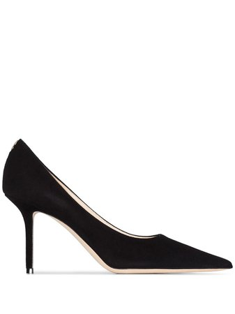 Jimmy Choo Love 85mm Pumps - Farfetch