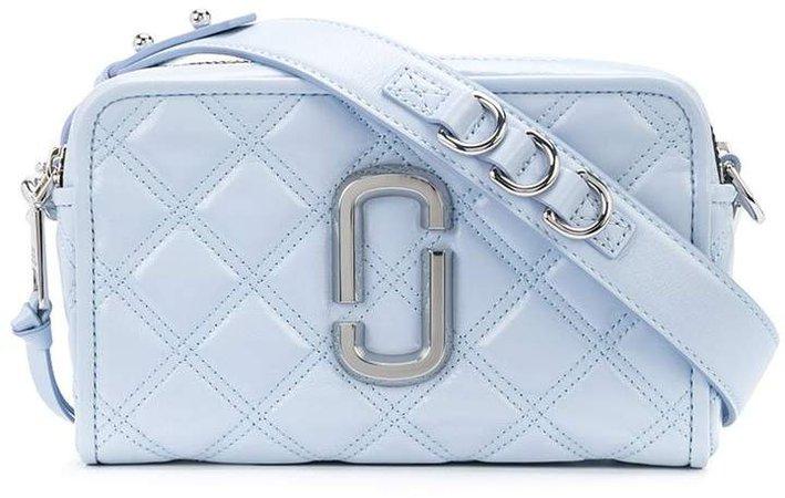 Softshot quilted crossbody bag