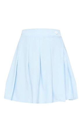 Lilac Pleated Tennis Skirt   PrettyLittleThing
