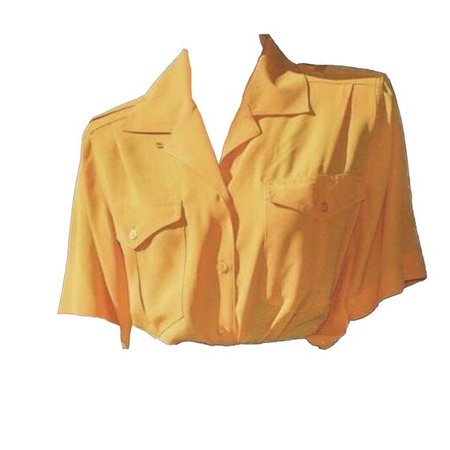 yellow shirt png