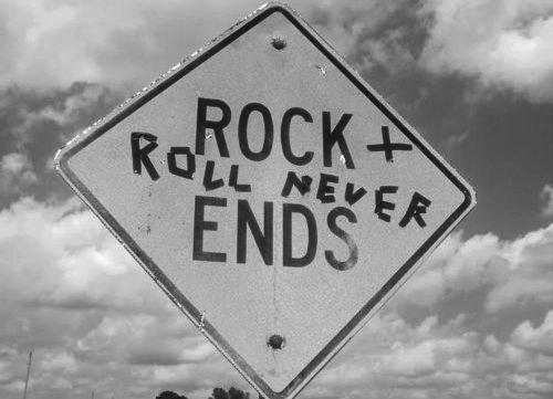 grunge rock aesthetic