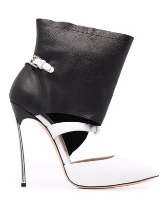 Casadei ankle-length high-heeled Pumps - Farfetch