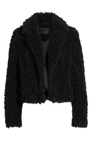 BLANKNYC Faux Fur Teddy Coat   Nordstrom