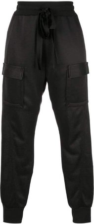 Manning Cartell cropped cargo trousers
