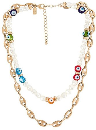 Talisman Layered Necklace