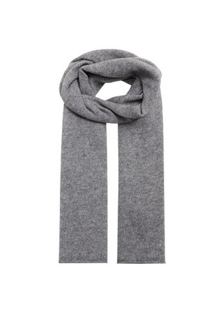 MANGO 100% cashmere scarf