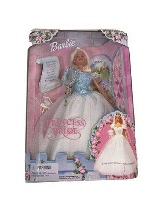 Barbie Princess Bride 2000 Doll   eBay