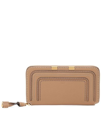 Marcie leather wallet