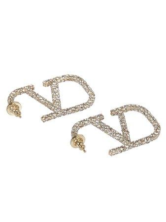 Valentino Garavani Hoop Earrings