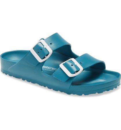 Birkenstock Essentials Arizona Waterproof Slide Sandal (Women) (Nordstrom Exclusive) | Nordstrom