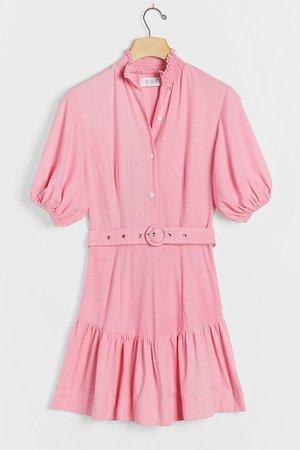 Violetta Linen Shirtdress | Anthropologie