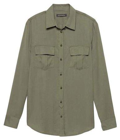 Dillon Classic-Fit TENCELTM Utility Shirt