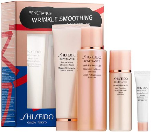 Benefiance Wrinkle Smoothing Starter Kit