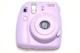 purple Polaroid camera - Google Search