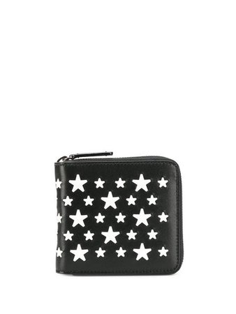 Jimmy Choo Lawrence Zipped Wallet
