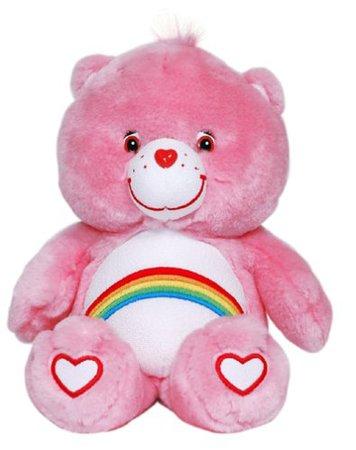 Cheer bear plush