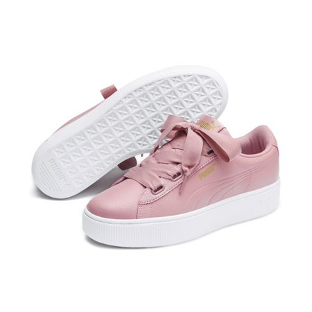 PUMA Vikky Stacked Ribbon Core Women's Sneakers | 05 | PUMA Shoes | PUMA United States