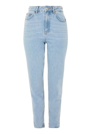 Bleach Mom Jeans - Mom Jeans - Jeans - Topshop