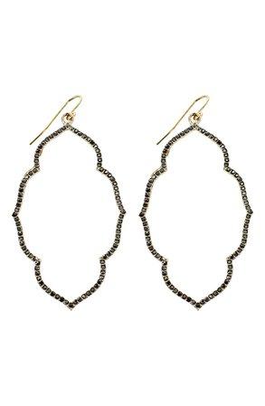 Panacea Crystal Drop Earrings | Nordstrom