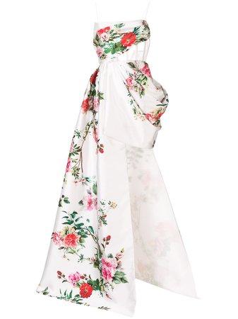 Alex Perry Reid floral dress £8,196 - Fast Global Shipping, Free Returns