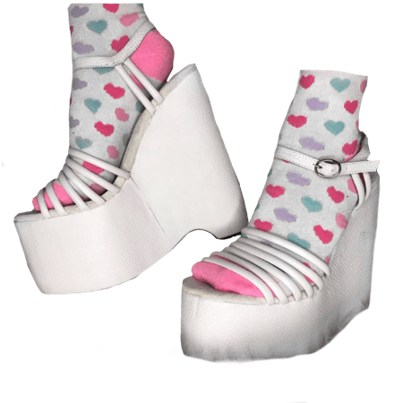 shoes 90s 80s retro socks pink girl woman whiteshoes...