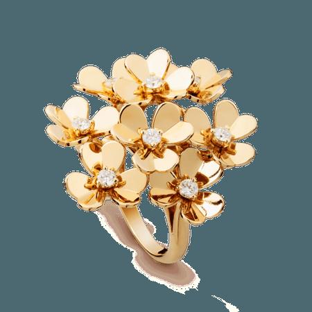 Frivole ring - Van Cleef & Arpels