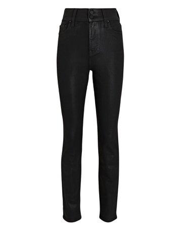 GRLFRND Oriana High-Rise Skinny Jeans   INTERMIX®