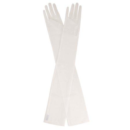 white sheer glove - Google Search