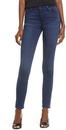 Hoxton High Waist Ankle Skinny Jeans