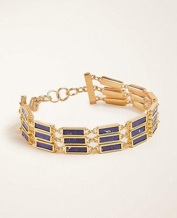 Stone Bracelet   Ann Taylor