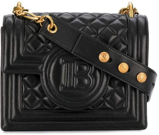 B-Bag 21 quilted crossbody bag