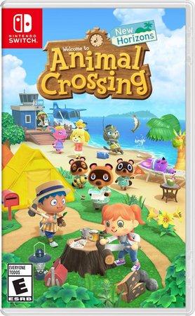 Animal Crossing: New Horizons Nintendo Switch HACPACBAA - Best Buy