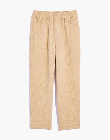 Lightspun Tapered Huston Pull-On Crop Pants
