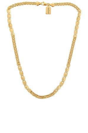 Epifene Historia Necklace in Gold | REVOLVE