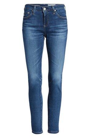 AG The Legging Ankle Super Skinny Jeans (10 Years Highline) | Nordstrom
