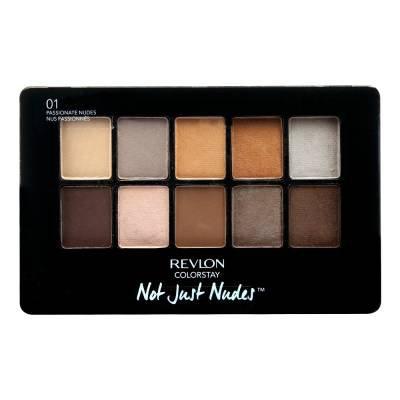 Paleta de Sombras Revlon ColorStay 01 Passionate Nudes 14.2 g | Walmart