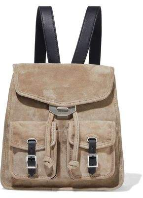 Field Small Suede Backpack