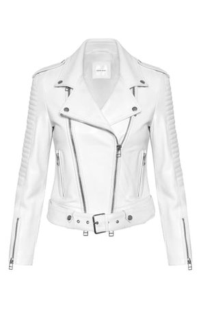 ANINE BING Cassidy Leather Moto Jacket | Nordstrom