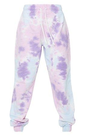 Tie Dye Printed Joggers