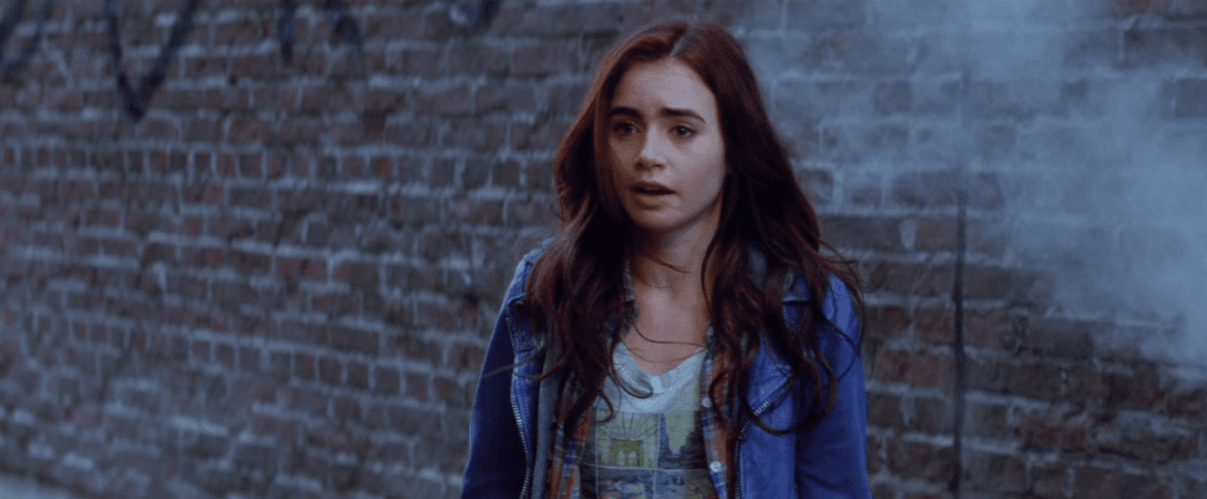 clary fray   lily collins