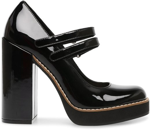 Twice Black Patent