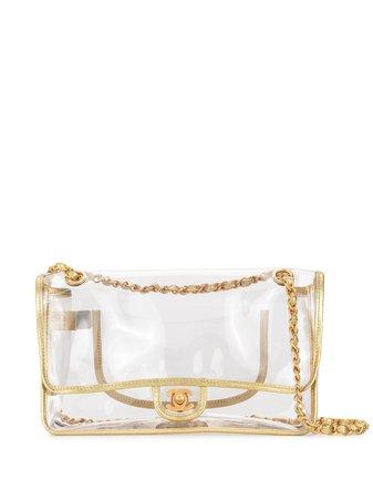 Chanel Pre-Owned 2007 CC Logo Tote Bag - Farfetch