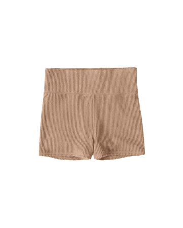 Cozy Lounge Tap Shorts A&F