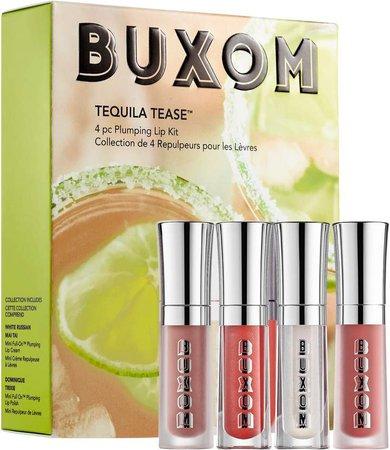 Tequila Tease Plumping Lip Gloss Mini Kit