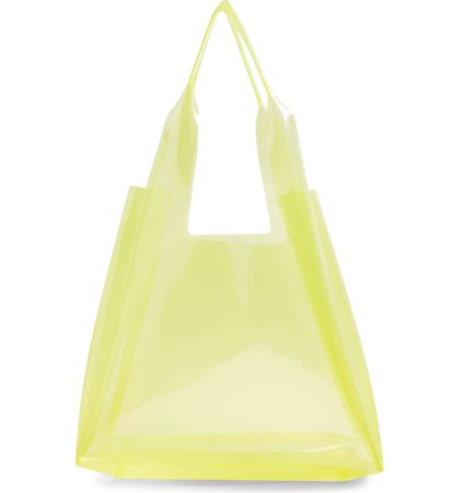 Topshop Jelly Tote Bag | Nordstrom