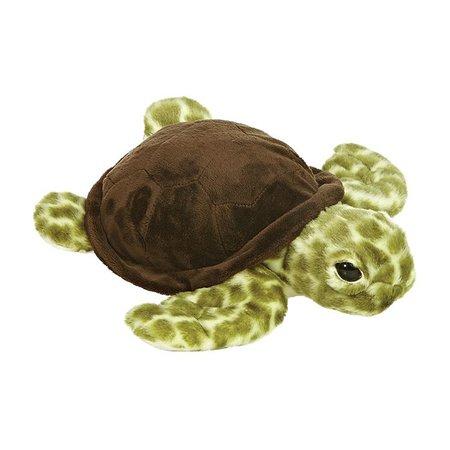 Georgia Aquarium Gift Shop Plush Turtle $20.00
